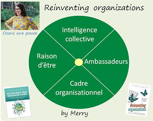 reinventing organization revisité par Merry Strullu sociologue